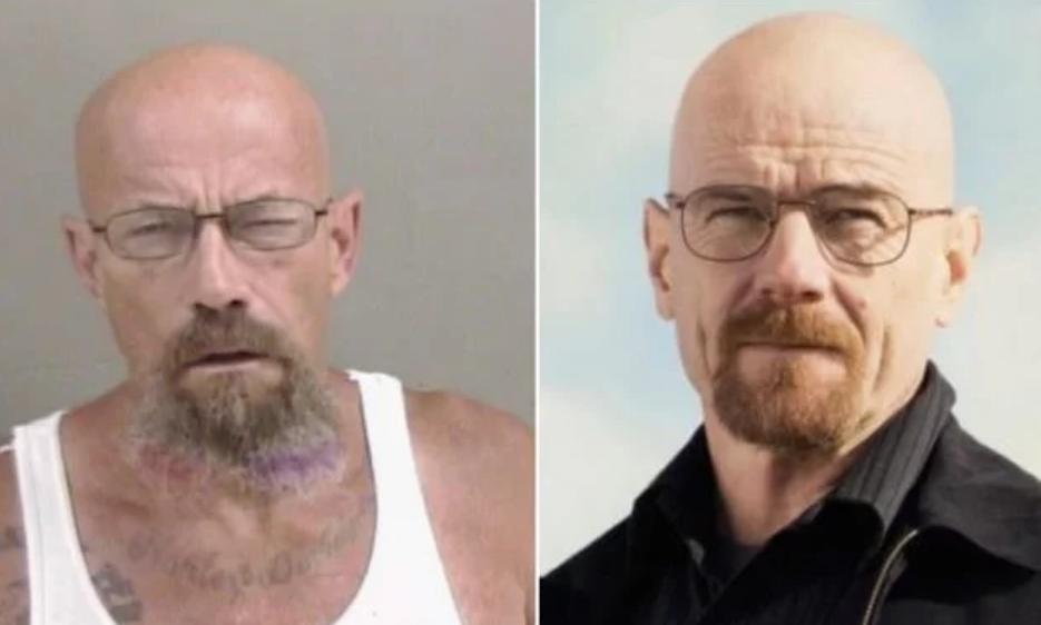 Walter White Reputation Doppelgänger